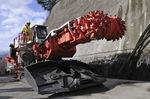 Sandvik Construction на строительстве легкого метро в Канаде