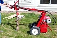 Компания Little Beaver Inc. представила компактный бур для земляных работ