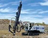 Компания Furukawa представила новую бурильную машину Rock Drill HCR1500 ED Series II