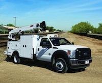 Компания Iowa Mold Tooling представила новый телескопический автокран