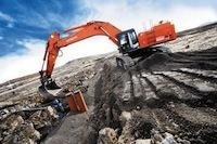Hitachi Construction Machinery сообщила о росте прибыли в минувшем финансовом году