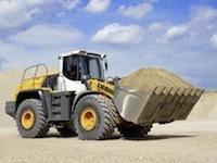 Компания Liebherr представила новую модель колесного погрузчика