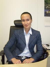 Виктория Султанова, генеральный директор ЗАО « Крамо», санкт-петербургского представительства концерна Cramo