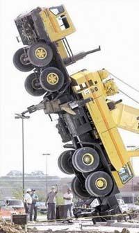 Согласно результатам исследований, несчастные случаи на строительной площадке, связанные с неправильной эксплуатацией подъемных кранов, входят в первую тройку наиболее часто возникающих чрезвычайных ситуаций в России и странах СНГ.