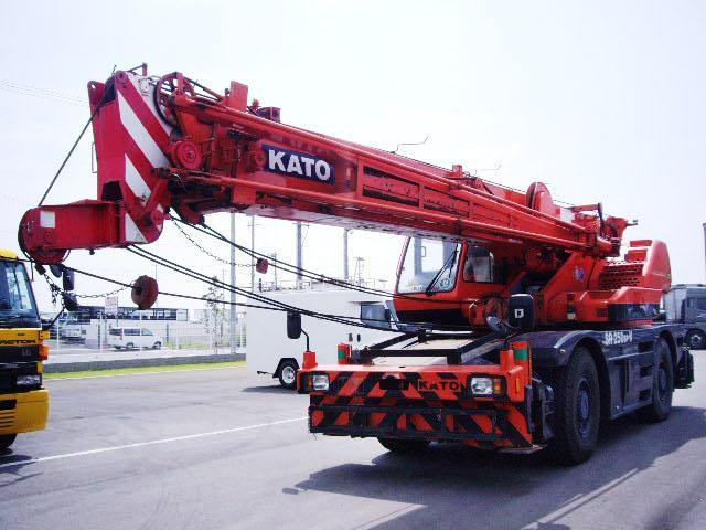 Автокран Kato KR-20
