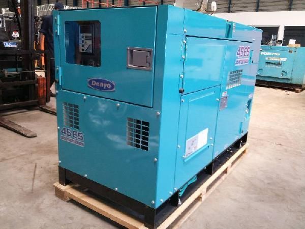 Дизельный генератор Denyo DCA-45