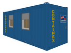 Мобильные жилые помещения, офисы Containex ВМ-20