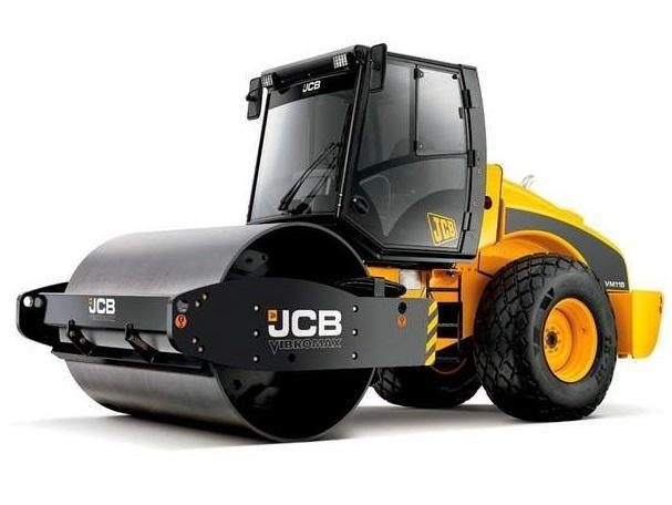 Вибрационный каток JCB VM 115D