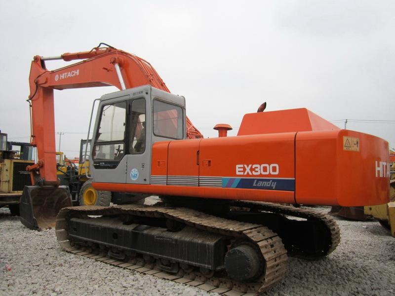 Гусеничный экскаватор Hitachi EX300-2