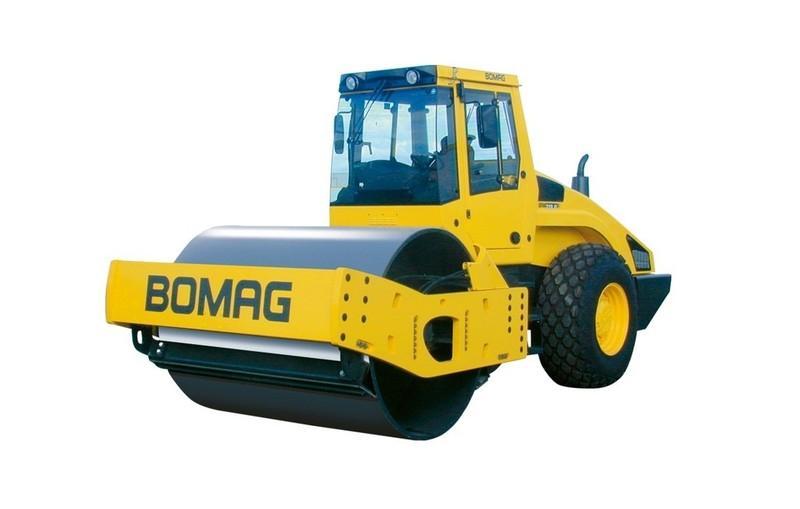 Вибрационный каток Bomag BW 216 D-4