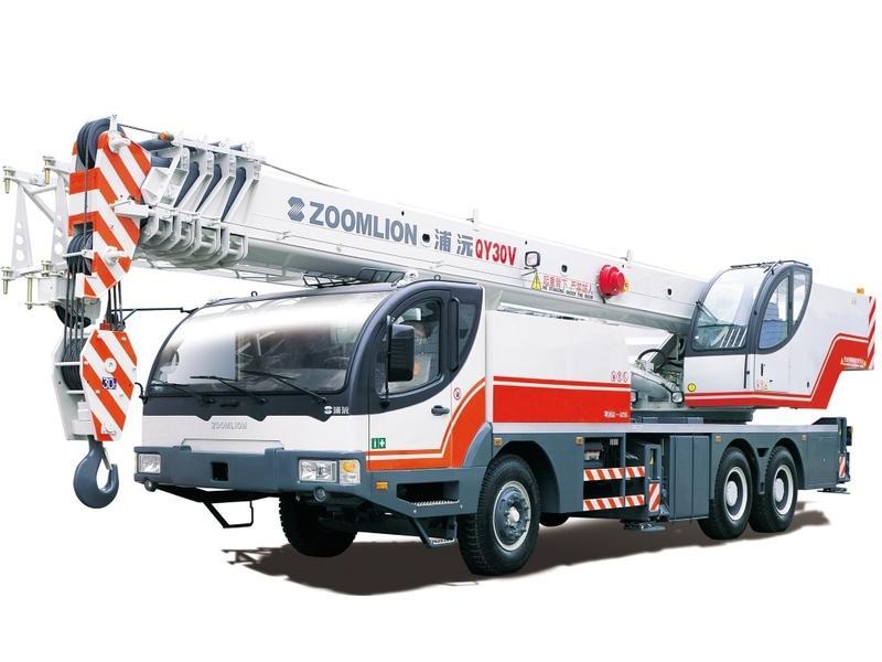 Автокран Zoomlion QY30V-1