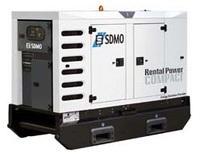 Дизельный генератор SDMO RENTAL POWER SOLUTION R110C3