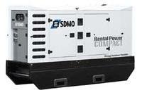 Дизельный генератор SDMO RENTAL POWER SOLUTION R165C3