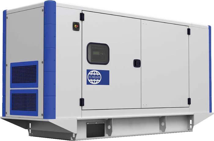 Дизельная электростанция в кожухе 100 кВт FG Wilson P150-3