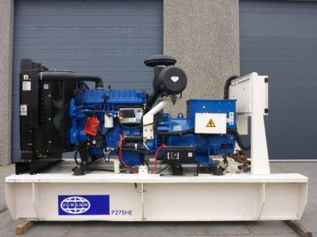 Дизельный генератор FG Wilson P275