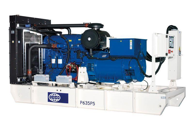Дизельный генератор FG Wilson P635