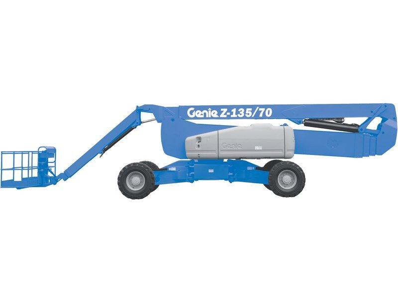 Коленчатый подъемник Genie Z 135/70