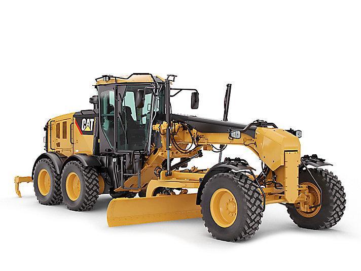Грейдер Caterpillar 140M