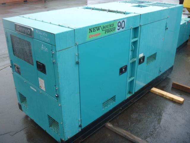 Дизельный генератор Denyo DCA-90