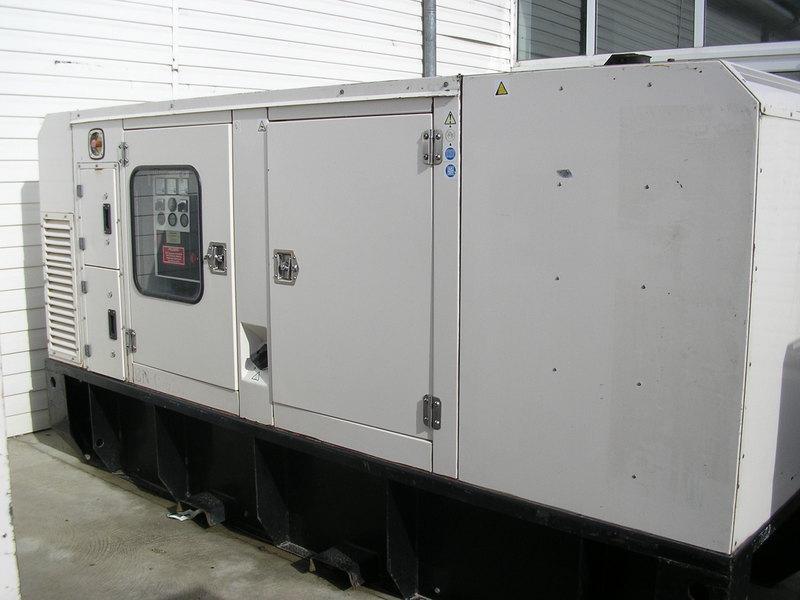 Дизельный генератор FG Wilson Р60