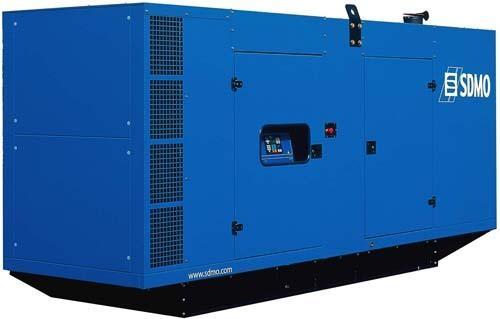 Дизельный генератор SDMO V550K