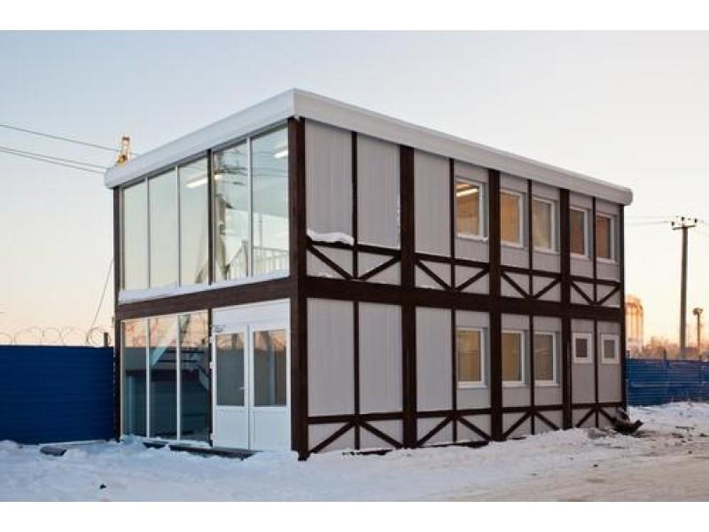Мобильные жилые помещения, офисы Containex Containex