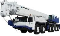 Дебют 200-тонного крана Tadano