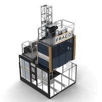 Новые лифты Fraco