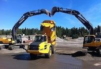 Volvo включит автопилот