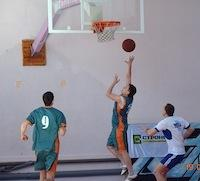 Слаженный баскетбольный оркестр