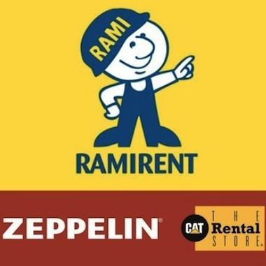 Zeppelin Rental и Ramirent объединяются?