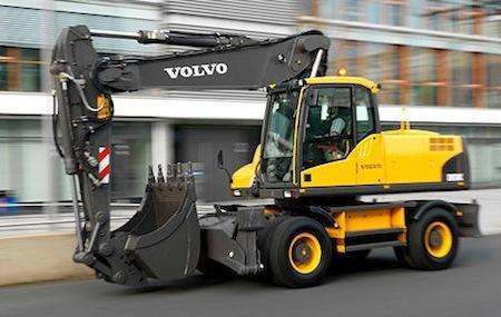 Volvo продвигает технику «с пробегом»