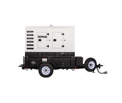 Новые генераторы Kohler