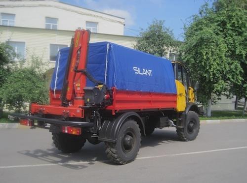 Горно-шахтные машины Palfinger