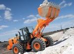Новый погрузчик от Hitachi Construction Machinery