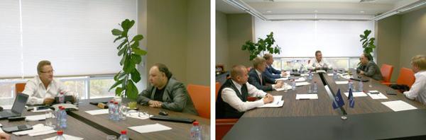 RM-Terex и «Стройкомплект» обсудили перспективы