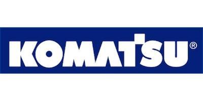 Чистейшая репутация Komatsu