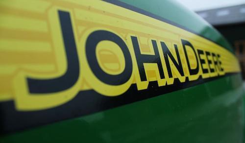 John Deere — бренд высшей пробы