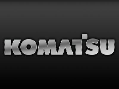 Komatsu пересматривает прогноз