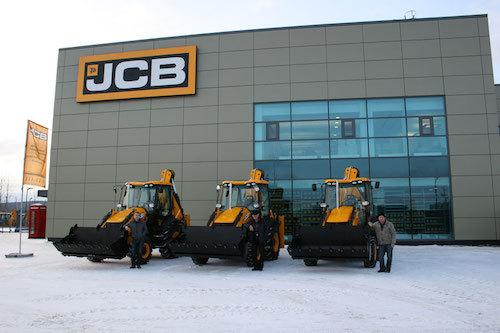 JCB наводит порядок на Урале