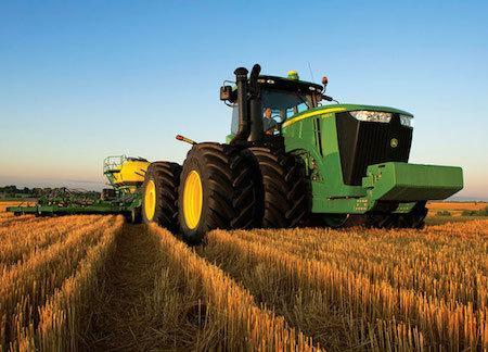 John Deere отворачивается от сельского хозяйства