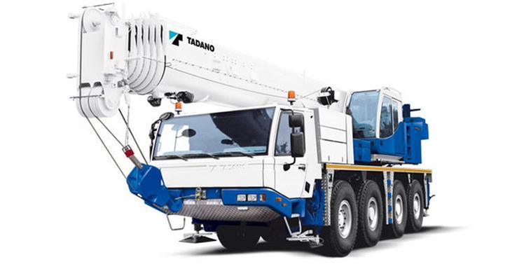 Обновленная линейка автокранов Tadano