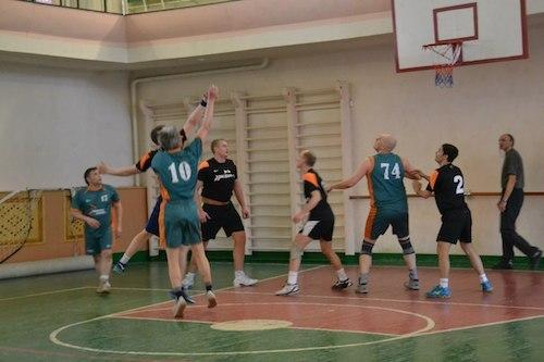 «Оркестр Техно» – серебряные баскетболисты