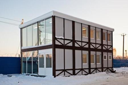 «Полевой офис» для Siemens