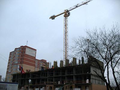 Potain строит новое жилье в Новой Москве