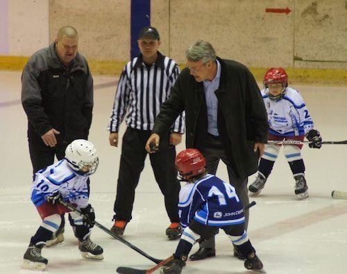 John Deere в Архангельске: хоккей и встречи на высшем уровне