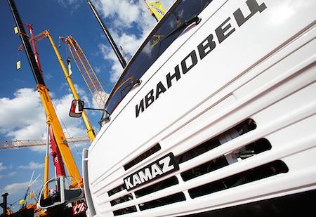 Российские грузовики выбрали «Ивановскую марку»
