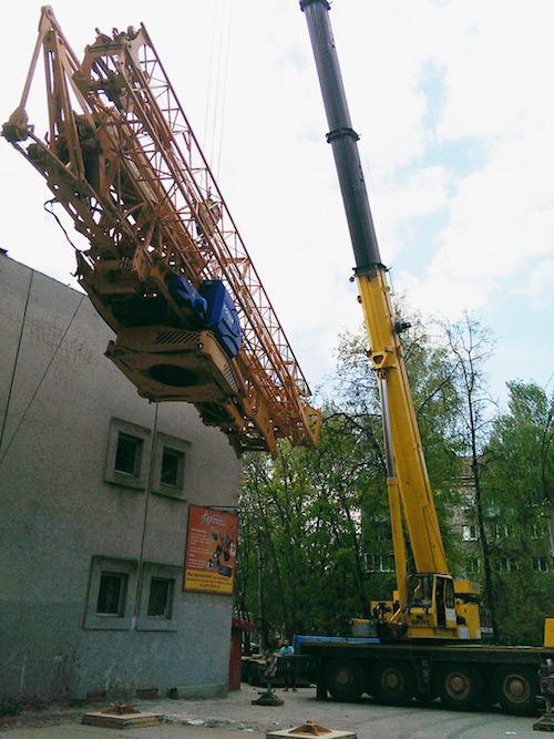 Potain вернет кино в Пушкино