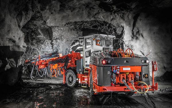 Новый тоннелепроходец Sandvik