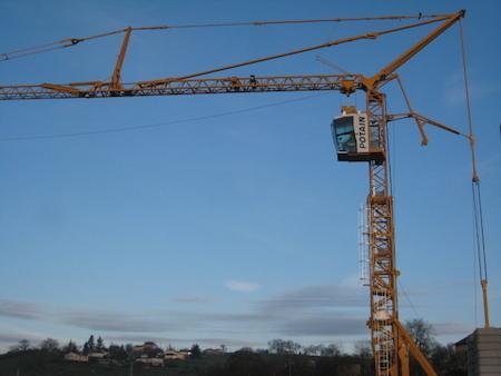 Potain строит бизнес-центр в Челябинске